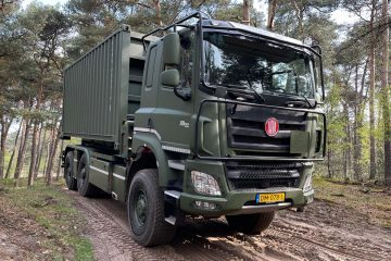tatra defensie Nederland